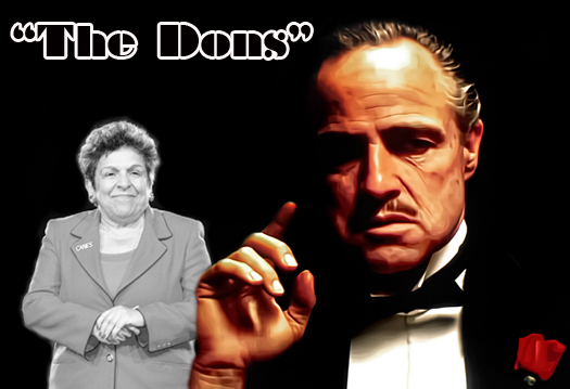 donna shalala university of miami president the godfather gangster don corleone