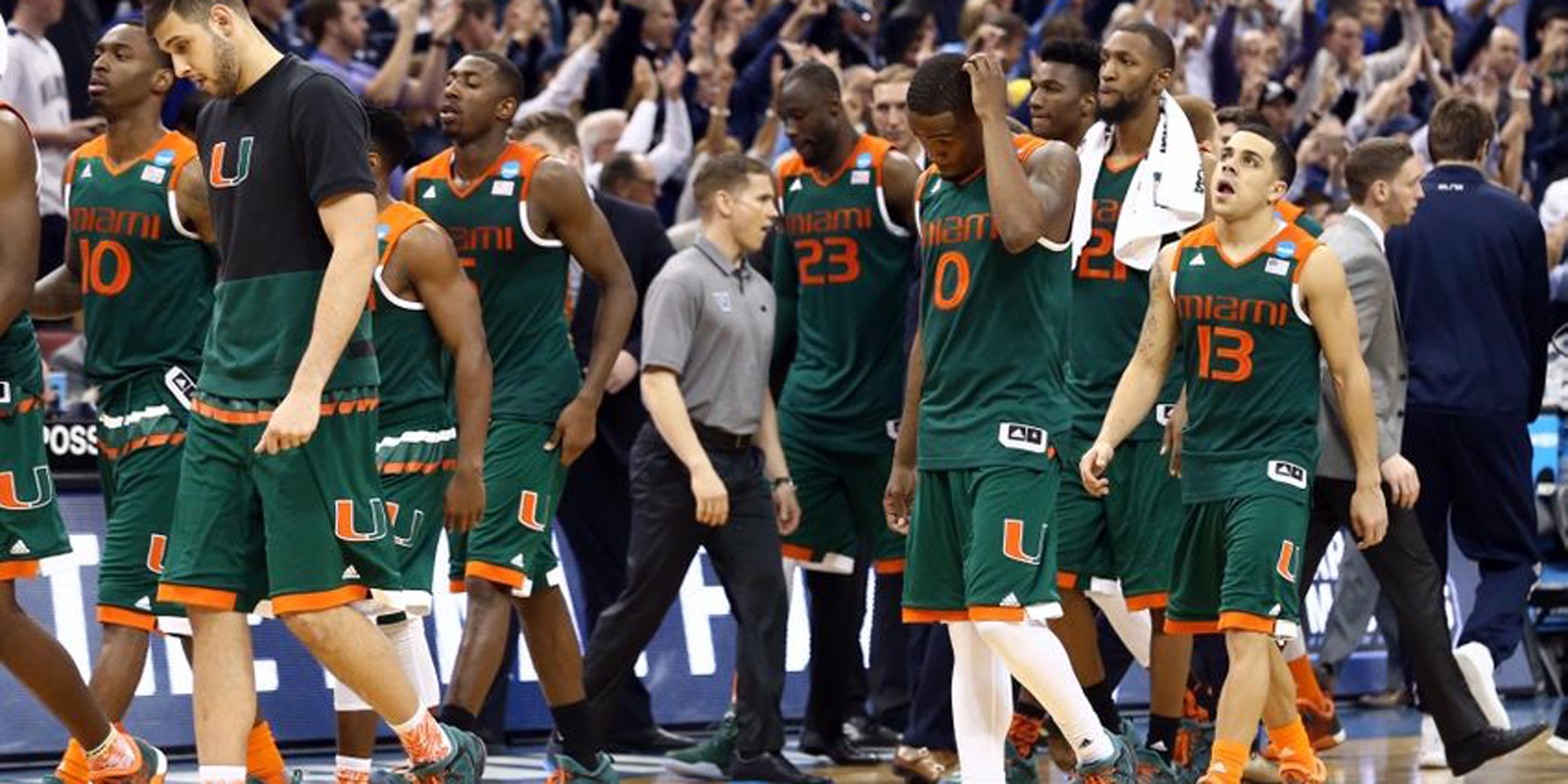 miami hurricanes basketball march madness the u villanova wildcats ncaa tournament