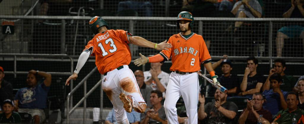 miami hurricanes baseball willie abreu the u jim morris atlantic coast conference adidas