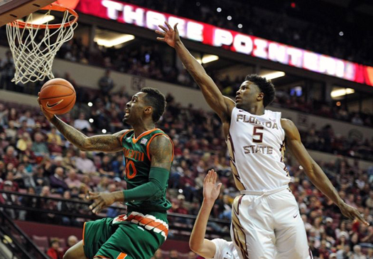 miami-hurricanes-basketball-florida-state-seminoles-atlantic-coast-conference-jim-larranaga-angel-rodriguez-sheldon-mcclellan
