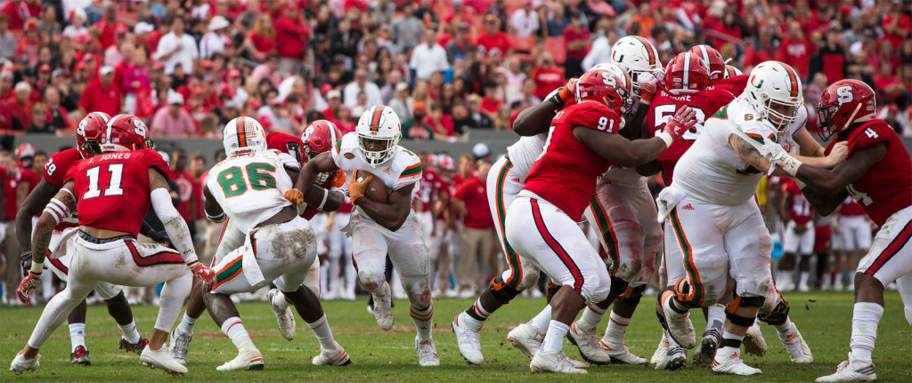 miami hurricanes football the u north carolina state wolfpack atlantic coast conference acc